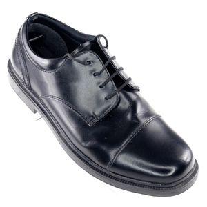 Nunn Bush Eldon Oxfords Shoes 10 M Black Leather